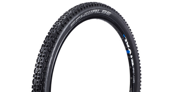 "SCHWALBE Racing Ralph band Performance 26 x 2.10"" Dual vouwbaar zwart"